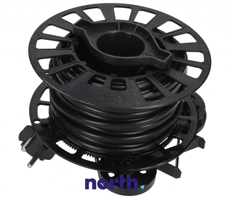 Zwijacz kabla z kablem zasilającym i wtyczką do odkurzacza Bosch 12005079,2