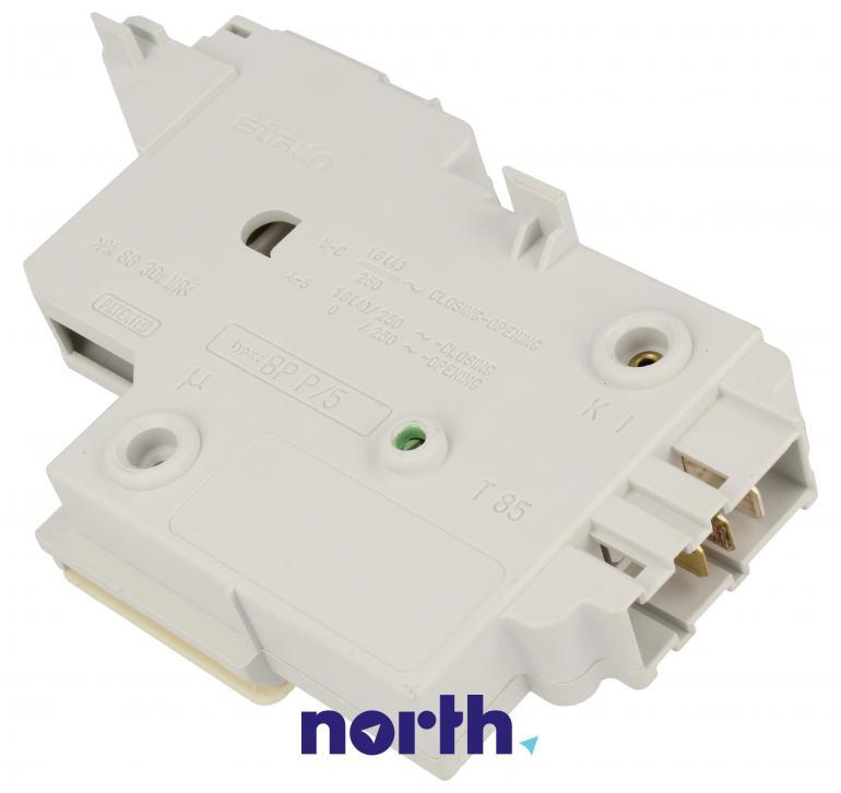 Blokada elektromagnetyczna otwarcia drzwi W10464112/B do pralki Whirlpool W10464112/B,0
