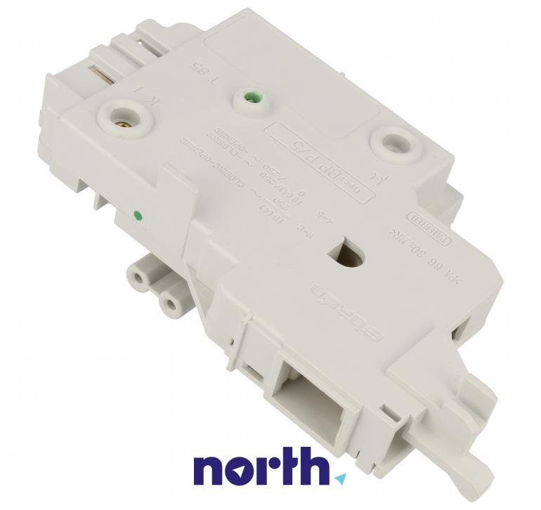 Blokada elektromagnetyczna otwarcia drzwi W10464112/B do pralki Whirlpool W10464112/B,1