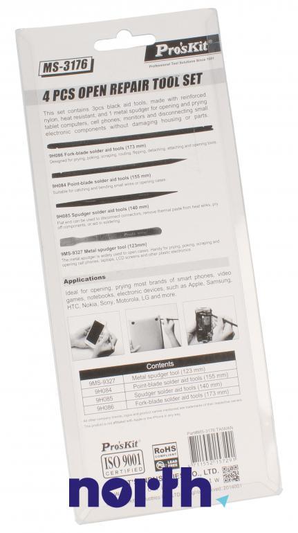 Narzędzia do otwierania obudowy PROSKIT MS-3176 MS3176,1