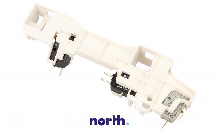 Kompletny zamek drzwiczek do mikrofalówki Samsung DE94-02265E,2