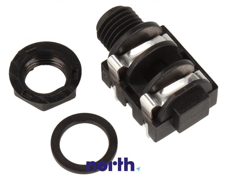 Gniazdo Jack 6,3mm mono NEUTRIK NMJ4HFD2,0