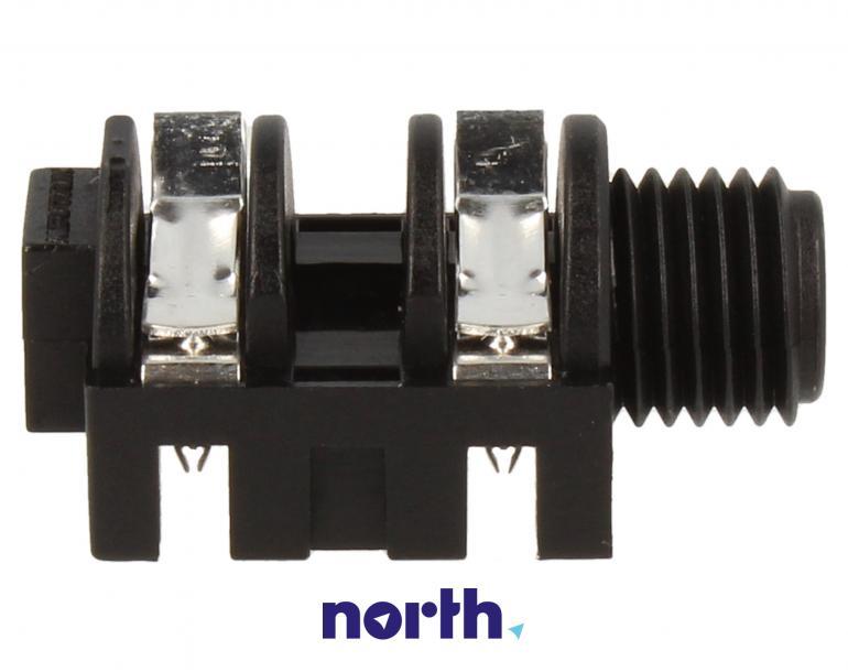 Gniazdo Jack 6,3mm mono NEUTRIK NMJ4HFD2,4