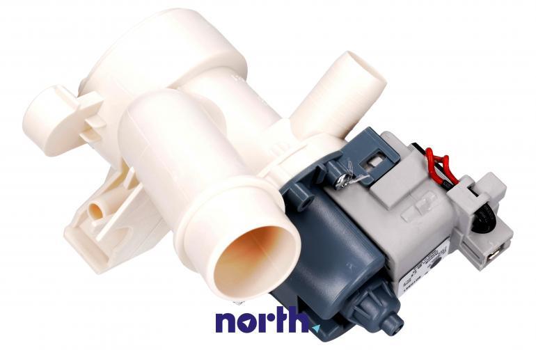 Pompa odpływowa kompletna (silnik + obudowa) za 41042258 do pralki Candy,0