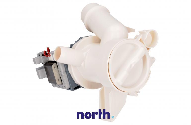 Pompa odpływowa kompletna (silnik + obudowa) za 41042258 do pralki Candy,1