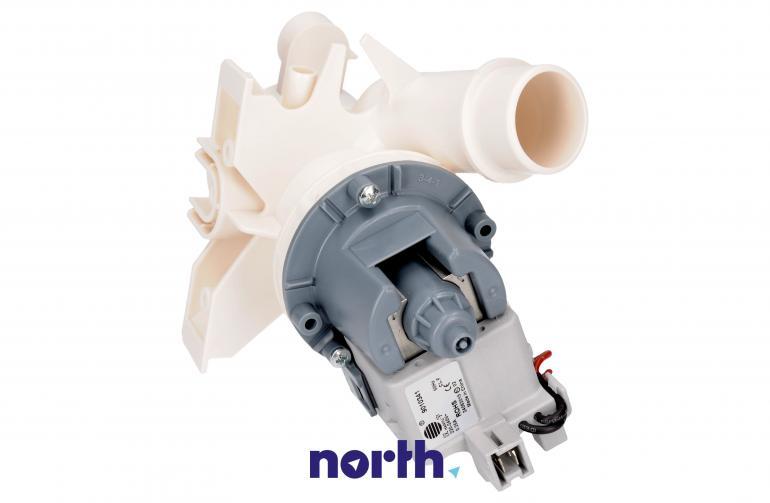 Pompa odpływowa kompletna (silnik + obudowa) za 41042258 do pralki Candy,2