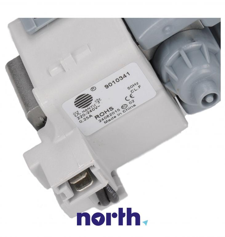 Pompa odpływowa kompletna (silnik + obudowa) za 41042258 do pralki Candy,3
