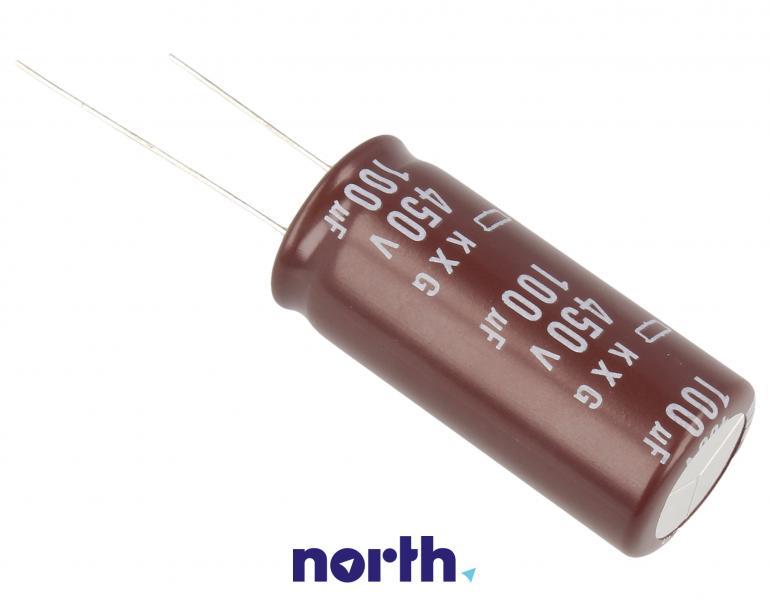 Kondensator elektrolityczny 100uF/450V EKXG451ELL101MM40S,1