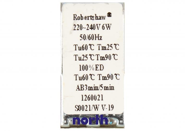 Elektrozawór do zmywarki Whirlpool 488000300657,3