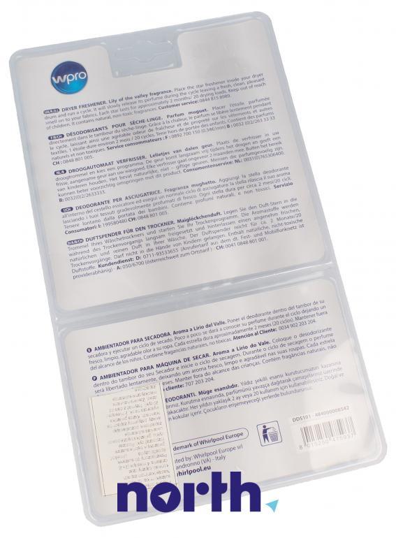 Tabletki odświeżające do suszarki W-PRO 484000008542,1