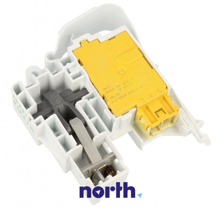 Blokada elektromagnetyczna otwarcia drzwi 482000089678 do pralki Hotpoint Ariston 482000089678,2