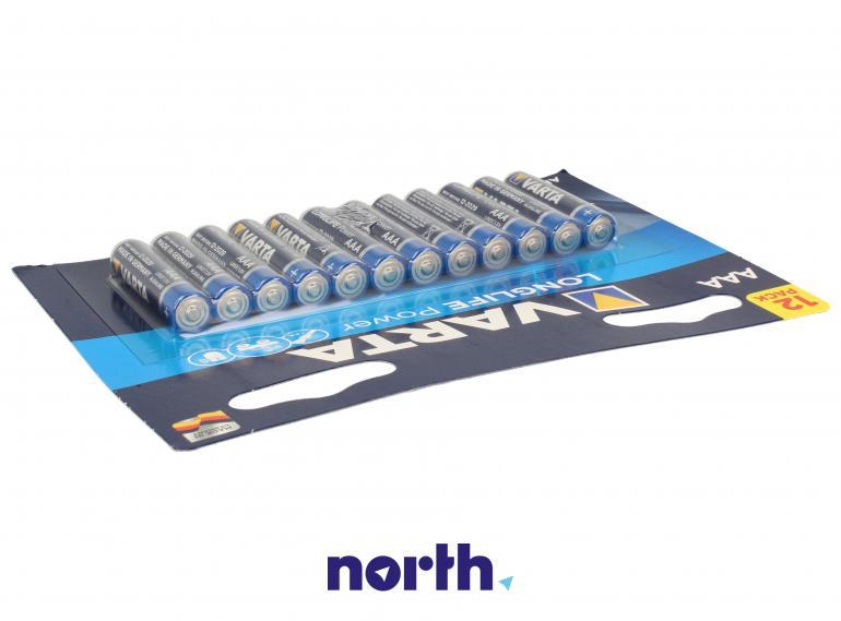 Bateria alkaliczna AAA VARTA (12szt.),2