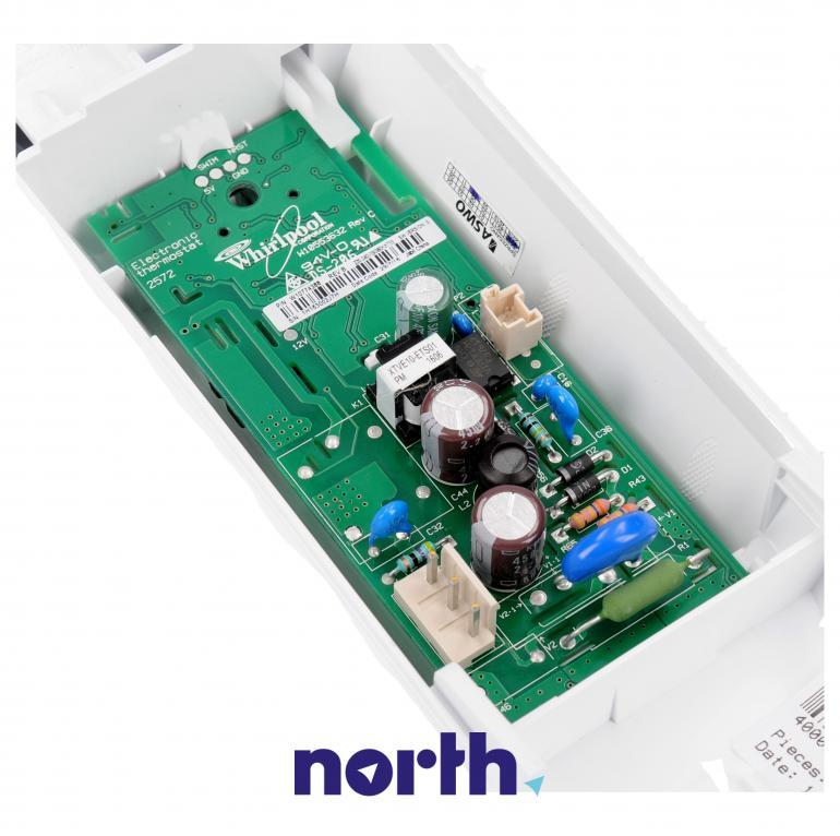 Termostat elektroniczny do lodówki Whirlpool 481010756909,4