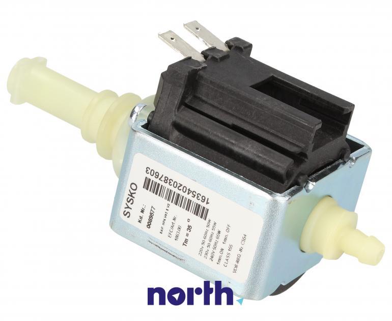 Pompa ciśnieniowa 85W 240V Sysko do ekspresu Jura SAPHP4 63172J,0