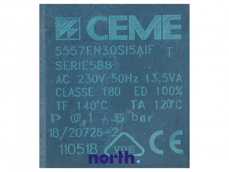 Elektrozawór do żelazka Calor CS00134503,3