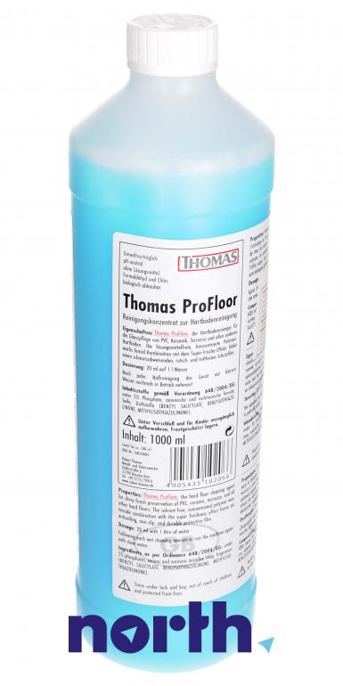 Płyn do odkurzacza piorącego Thomas 1l ProFloor 790009,0