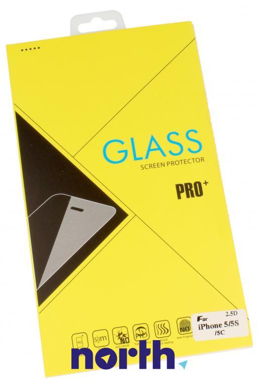 Szkło hartowane wyświetlacza do smartfona Apple iPhone 5/5S/5C,0