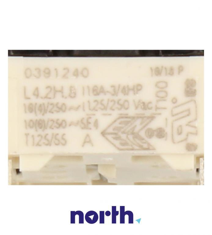 Przełącznik do odkurzacza Zelmer 00637493,2