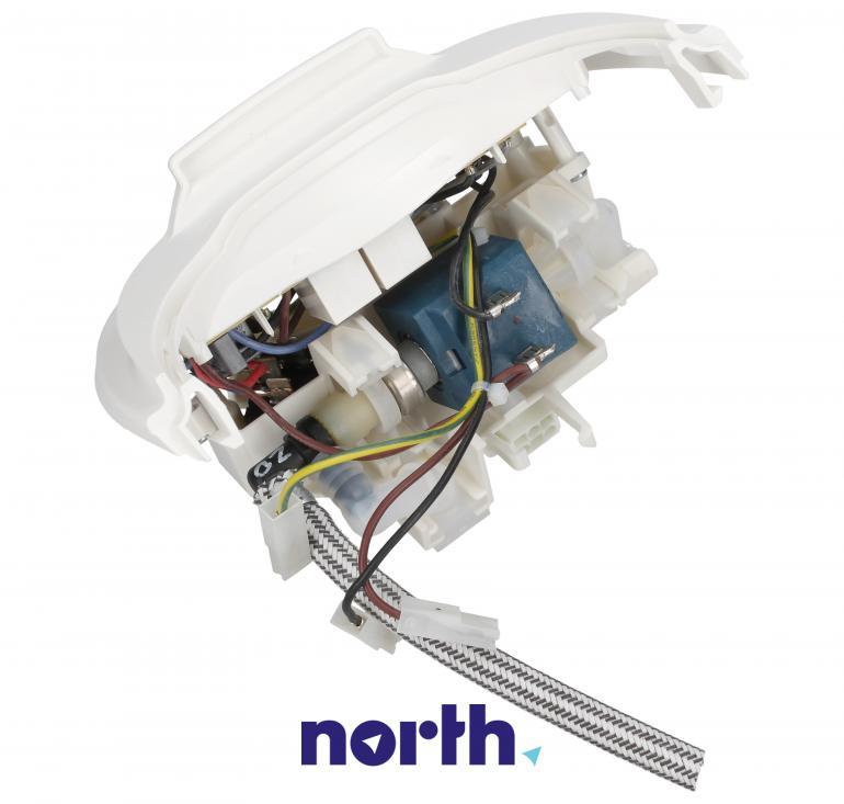 Moduł elektroniczny z panelem sterowania do generatora pary GROUPE SEB CS00135037,1