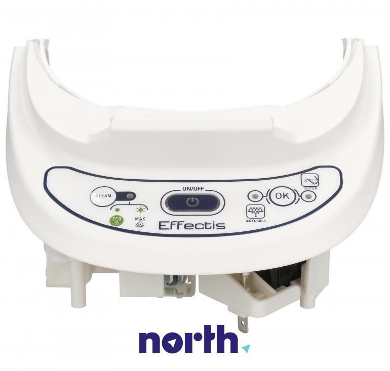 Moduł elektroniczny z panelem sterowania do generatora pary GROUPE SEB CS00135037,4