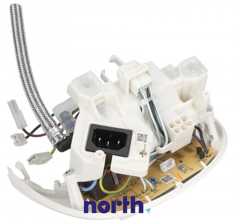 Moduł elektroniczny z panelem sterowania do generatora pary GROUPE SEB CS00135037,7