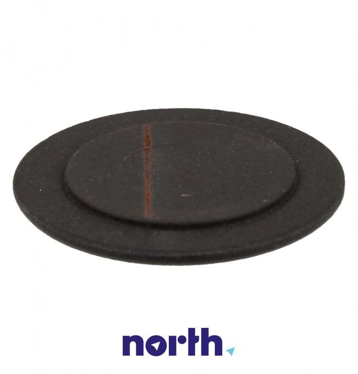 Pokrywa palnika wok (wewnętrzna) do płyty gazowej Smeg 201050812,2