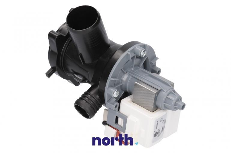 Pompa odpływowa kompletna (silnik + obudowa) do pralki Whirlpool za 481010584942,4