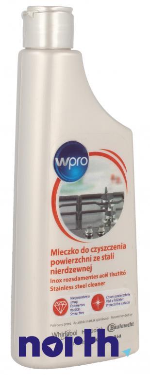 Środek czyszczący do stali nierdzewnej WHIRLPOOL/INDESIT 484000008586 250ml,0