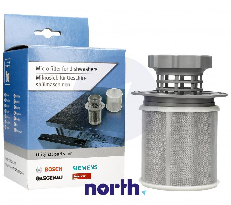 Filtr zgrubny + mikrofiltr 10002494 do zmywarki Bosch/Siemens ,0