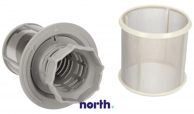 Filtr zgrubny + mikrofiltr 10002494 do zmywarki Bosch/Siemens ,1