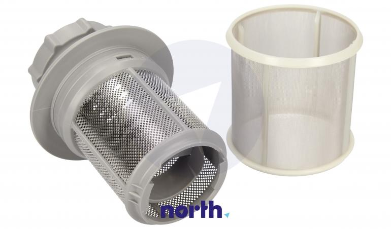 Filtr 2w1 10002494 do zmywarki Bosch/Siemens Silence, Silence Comfort, Logixx, SilencePlus,2