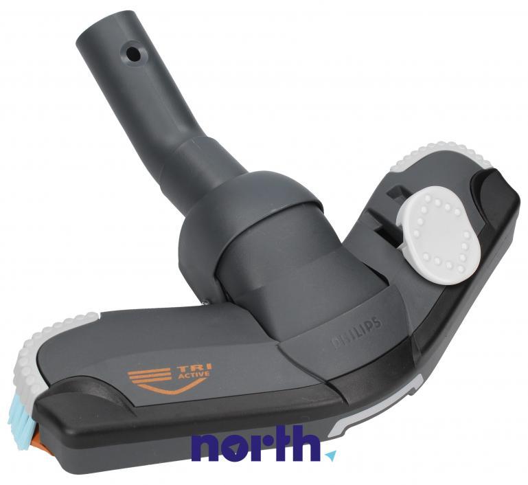 Szczotka kombi Tri-Active FC8052 (śr. wew. 32mm) do odkurzacza Philips,0