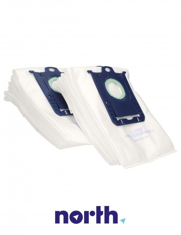 Worki S-Bag Classic Long Performance E201SM 12szt. do odkurzacza Electrolux,3