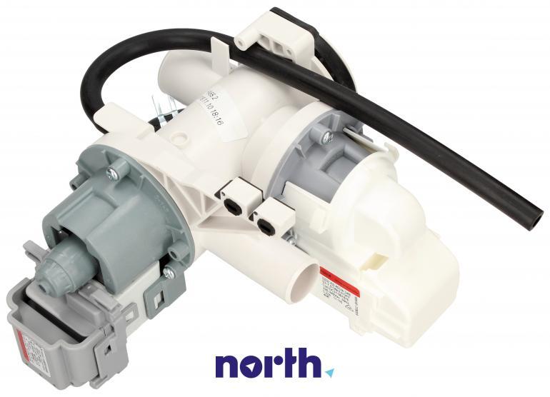 Pompa odpływowa kompletna (silnik + obudowa) do pralki Samsung DC97-17336C,0