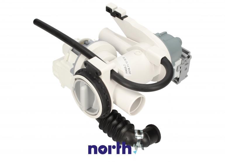 Pompa odpływowa kompletna (silnik + obudowa) do pralki Samsung DC97-17336C,1