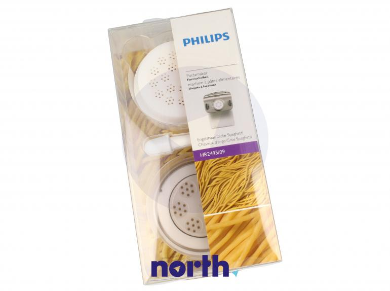 Wykrojnik do maszynki do makaronu Philips HR2495/09,0