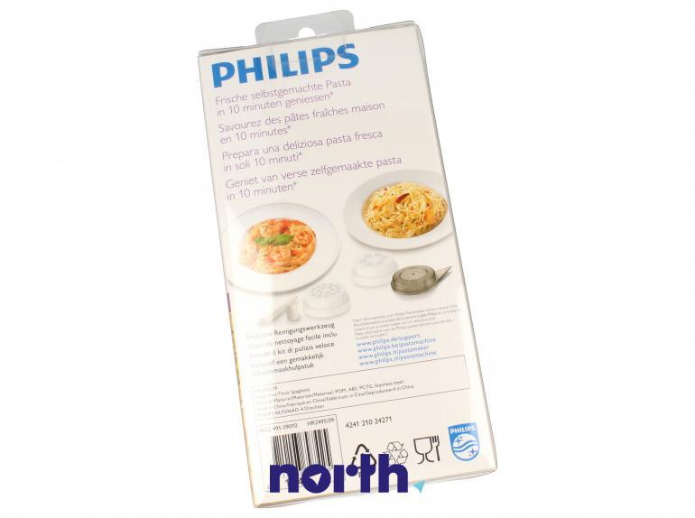 Wykrojnik do maszynki do makaronu Philips HR2495/09,1