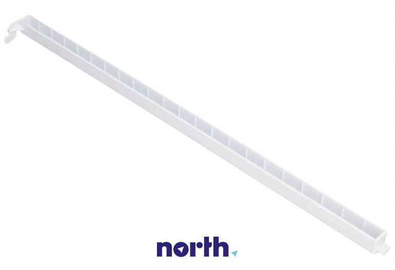 Ramka przednia półki komory zamrażarki do lodówki Indesit 488000507329,2