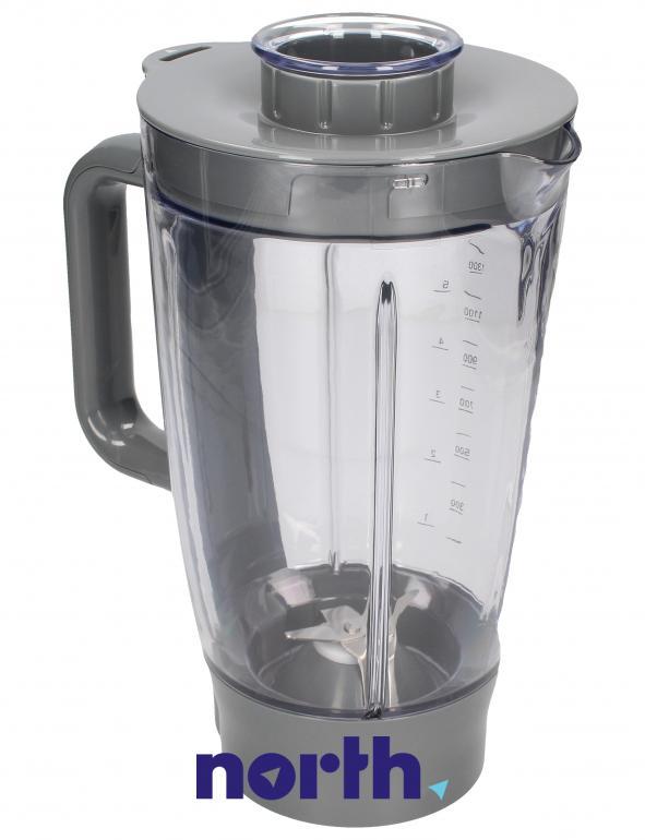 Kompletny pojemnik blendera (1,5l) do robota kuchennego Kenwood AT282 KW716436,0