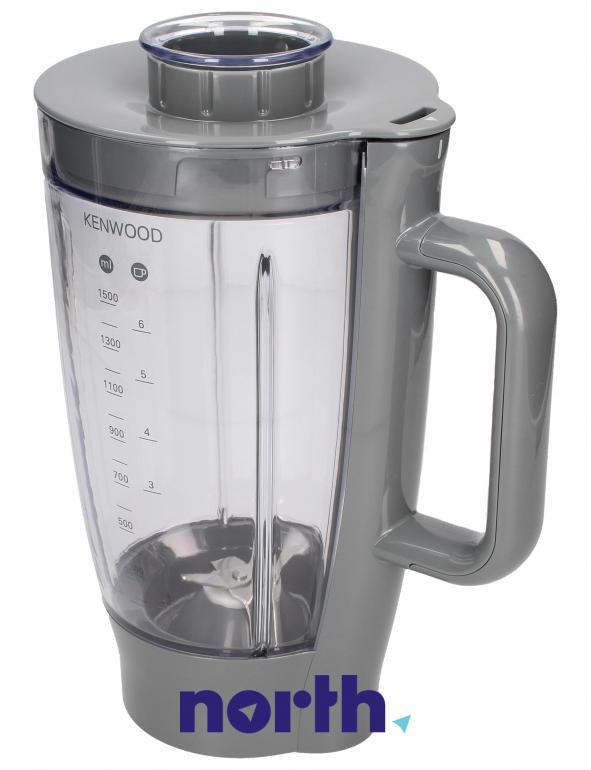 Kompletny pojemnik blendera (1,5l) do robota kuchennego Kenwood AT282 KW716436,1