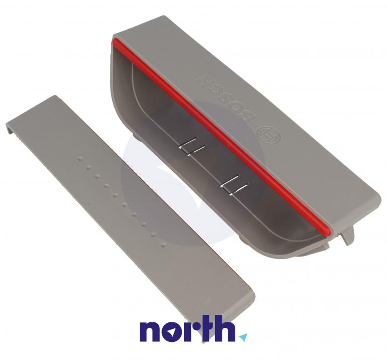 Uchwyt przedni dolnego kosza do zmywarki Bosch 10000967,0