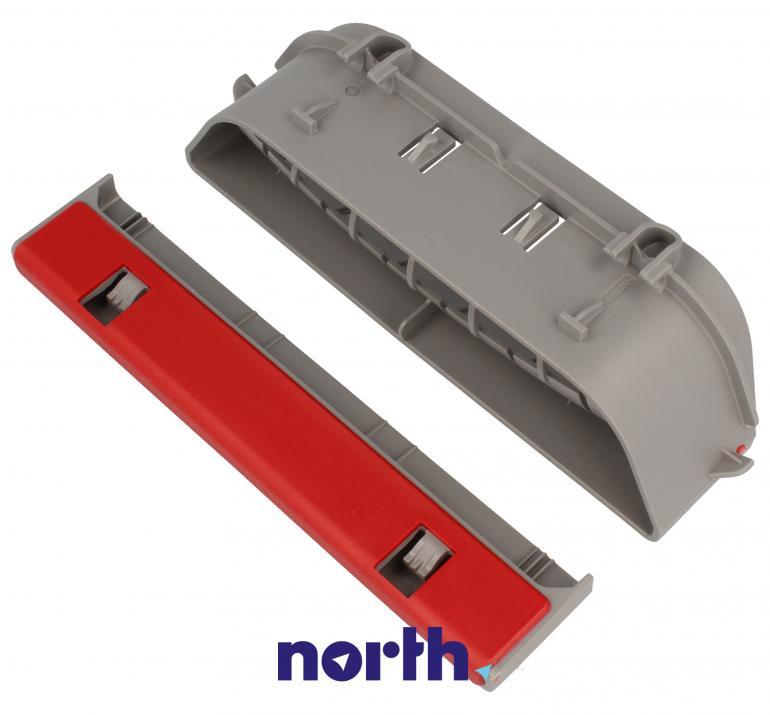 Uchwyt przedni dolnego kosza do zmywarki Bosch 10000967,2