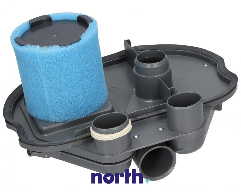 Pokrywa górna zbiornika zespołu filtra wodnego do odkurzacza Zelmer 11018980,1