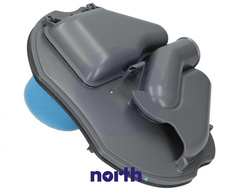 Pokrywa górna zbiornika zespołu filtra wodnego do odkurzacza Zelmer 11018980,2