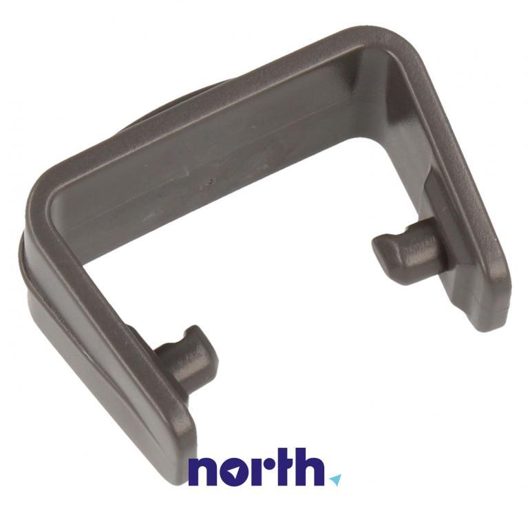 Przedni ogranicznik prowadnicy kosza do zmywarki Whirlpool 488000386602,1