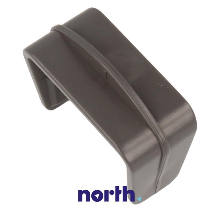 Przedni ogranicznik prowadnicy kosza do zmywarki Whirlpool 488000386602,2