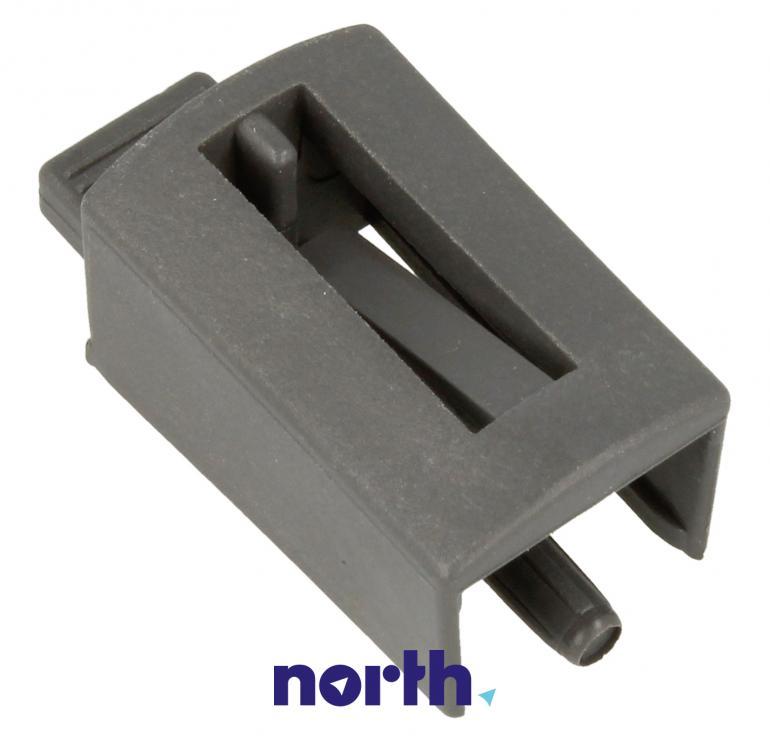 Tylny ogranicznik prowadnicy kosza do zmywarki Whirlpool 488000386600,0