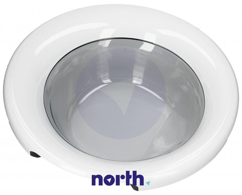 Drzwi kompletne bez zawiasu do pralki Whirlpool 481010906633,0