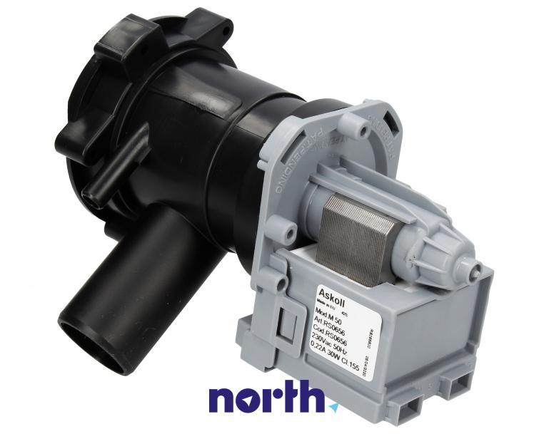 Pompa odpływowa kompletna (silnik + obudowa) do pralki Bosch za 00144192,1