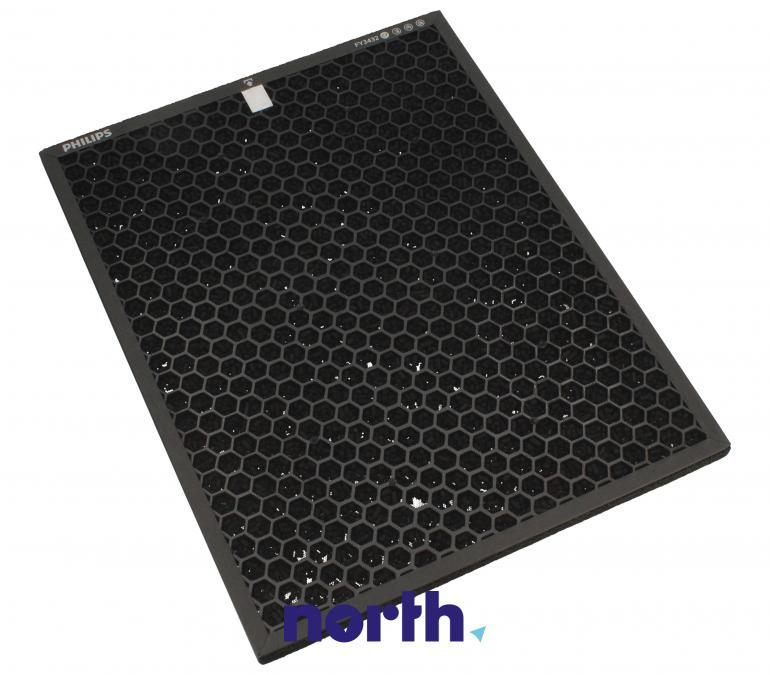 Filtr węglowy aktywny 1szt. do oczyszczacza powietrza Philips NanoProtect FY343210,2